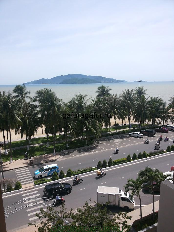 Иьетнам г. Нья-Чанг.